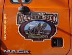 .TOWN of NORTHUMBERLAND- Custom MAGNETIC VEHICLE SIGNS